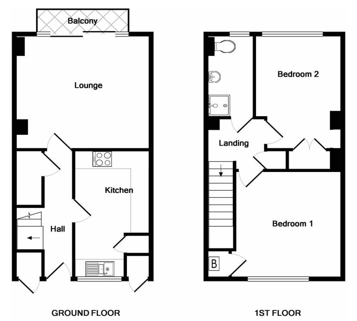 Floor plan veezed residential Floor plan for residential house